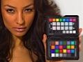 Tragbares Farbmanagement für die Digitalkamera