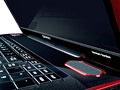 Qosmio X500 - 18-Zoll-Gaming-Notebook von Toshiba