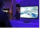 Sony zeigt 3D-Fernseher - auch mit PS3