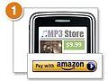 Amazon bietet mobiles 1-Click-Bezahlen für Konkurrenten