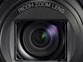 Ricoh entfernt Fehler in der Digitalkamera CX2