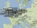 Trendsmap: Wo wird was getwittert?