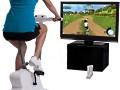Cyberbike: Radeln am Heimtrainer mit der Nintendo Wii