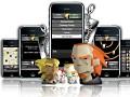 Gedda-Headz: Die Sammelkarten-iPhone-Weltverbesserungsapp