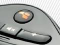 Muschelförmige Fernbedienung für Mac und PC mit Touchpad