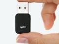 DVB-T-Stick in der Größe eines USB-Steckers