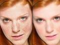 Gesichtsretusche als Photoshop-Aktion