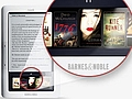 Nook - der E-Book-Reader mit zwei Displays