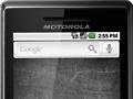 Motorola Milestone mit Android 2.0 kostet 481 Euro