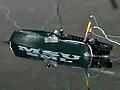 Fischroboter sollen Gewässer überwachen