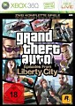 GTA 4: Episodes of Liberty City (Xbox 360)