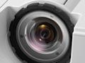 Tragbarer Projektor für große Bilder aus kurzer Entfernung