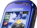 Samsung Blue Earth S7550: Touchscreenhandy mit Solarmodul