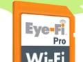 Eye-Fi: SD-Karten mit WLAN lernen FTP