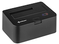 Sharkoon: Festplatten-Dockingstation Quickport mit USB 3.0