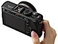 Panasonic GF1 hilft bei Scharfstellung manueller Objektive