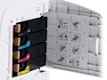 Netzwerkfähiger Xerox-Farblaserdrucker für kleine Büros