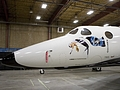 Branson stellt kommerzielles Raumschiff SpaceShipTwo vor
