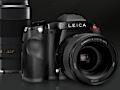 Mittelformat im Spiegelreflexgehäuse - Leica S2 erschienen