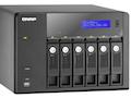 Neue Atom-NAS-Systeme von QNAP für zwei bis acht Festplatten