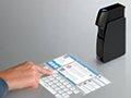 Light Touch macht jede flache Oberfläche zum Touchscreen