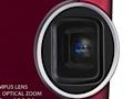 Olympus mit frostsicherer Kompaktkamera