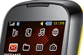 Corbytxt B3210: Samsung-Mobiltelefon im Blackberry-Stil