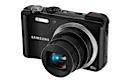 Samsung-Kamera mit GPS, Landkarte und Ortsdatenbank
