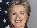 Hillary Clinton: Wikileaks-Geschichte hat mit Diebstahl begonnen