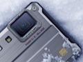 Frostsichere und wasserdichte Kompaktkamera mit HD-Video