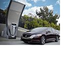 Honda entwickelt Wasserstofftankstelle für daheim