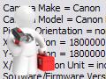 Exif Viewer - Metadaten aus Bildern auslesen