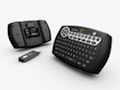 MSI: Drahtlose Air-Tastatur mit 3D-Maus