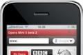 Opera Mini auf dem iPhone: Opera will's versuchen