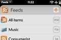 Feeds für WebOS: Kostenloser Client für Google Reader