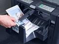 Kyocera-Farblaserdrucker für A3 mit Duplexdruck