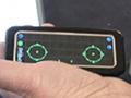 Morphing Keypad von Pelikon: Die wandelbare Handytastatur
