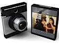 Konzeptkamera mit abnehmbarem Display