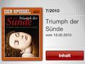 Der Spiegel: Printausgabe als Bezahlinhalt fürs iPhone