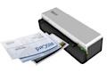 Iris stellt Visitenkartenscanner mit SD-Karte und Akku vor