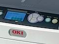 Oki: LED-Farbdrucker mit SDHC-Speicherkarte
