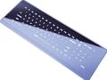 Cool Leaf: Wasserabweisende Tastatur mit planer Oberfläche