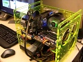 "Nvidia zeigt GTX 480 mit Benchmark ""Heaven"""