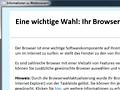 Microsofts Browserwahl arbeitet nun zufälliger