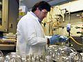 Biologisch abbaubarer Kunststoff aus dem IBM-Labor