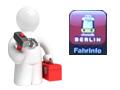 Fahrinfo: Bus- und Bahnfahrpläne auf dem iPhone