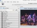 Amarok 2.3.0 mit erweiterten Playlistfunktionen
