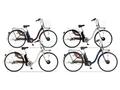 Sanyo richtet Fahrradleihstationen mit Solaranlagen ein