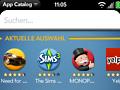 Deutscher App Catalog: Bezahlfunktion erst am 31. März