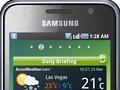 Samsung Galaxy S: Smartphone mit Android 2.1 und WLAN-n